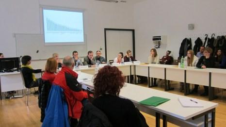 Okrugli stol - Izazovi i prilike volontiranja mladih u Dubrovniku 5