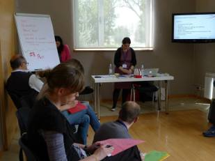 Foto 2: Pro Vobis (RO) - Facilitating Employee Volunteering