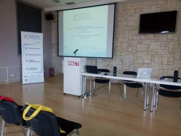 Foto 1: Prije otvaranja konferencije
