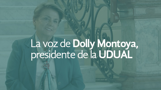 Slide La voz de Dolly Montoya