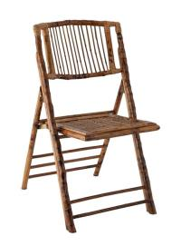 Bamboo Folding Chair | Event Banquet Wedding Party ...
