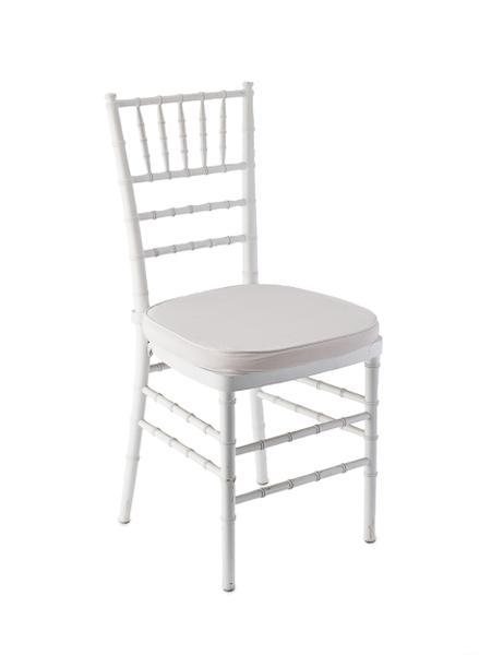 plastic chiavari chair 2 person folding rental wedding banquet party reception ultimate white ballroom