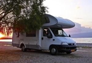 Foto Reiseberichte Wohnmobil Reisen Überwintern in Spanien