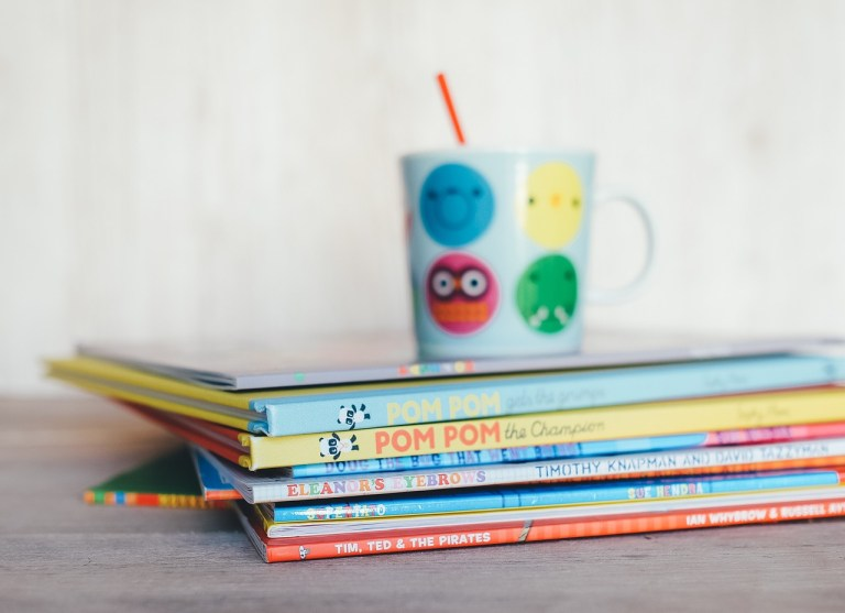 Building your children's library:  6 places to buy books