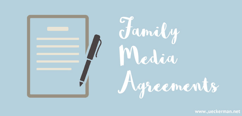 Family Media Agreements
