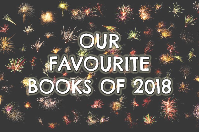 Our Favourite Books of 2018