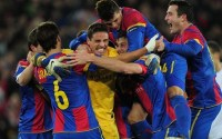Brilliant Basel hit heights to knock out United