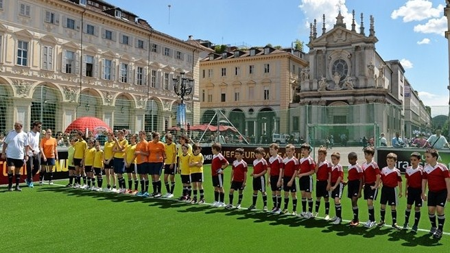 Turin eager to secure grassroots legacy