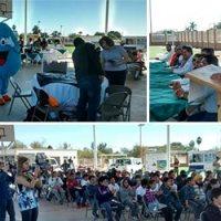 Celebran el Día Mundial de los Humedales en Bahía de Kino