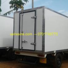 Fibre Glass Insulated Truck Body