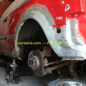 Fiberglass Repair in Uganda