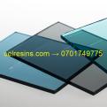Fibreglass Plain Sheet - Uganda