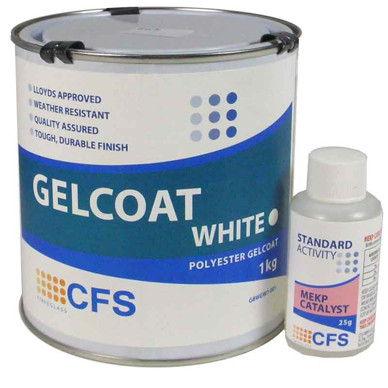 Gel Coat White
