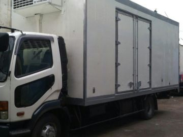 insulated or refrigerated truck body uganda