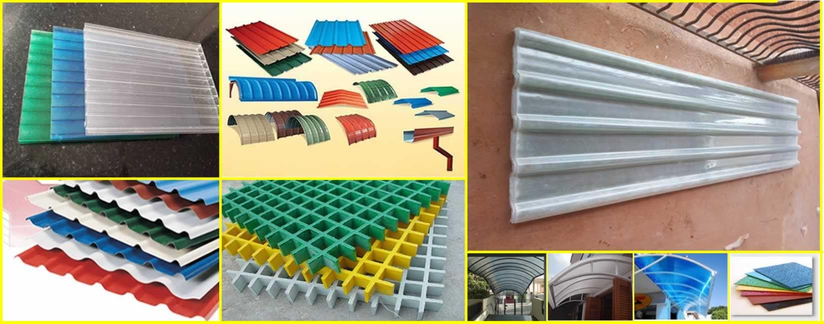 Fiberglass Sheets and Panels