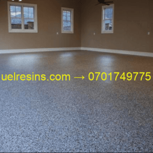 Epoxy Flooring Paint and Coating Kampala Uganda