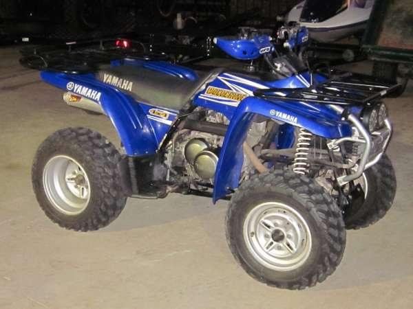1999 Yamaha Wolverine 350 4x4