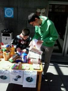 Setmana contra la Pobresa a la UESC