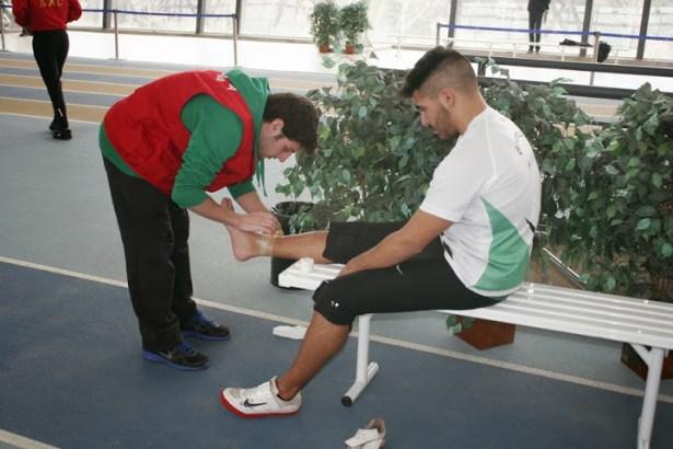 Adria Muñoz fisioterapeuta