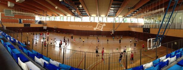 Basket City Summer panoramica PAV3