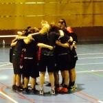 CN Terrassa - Sènior 1 Fem 2014-2015 pinya equip