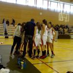 Joviat La Salle B- Cadet 1 Fem 2014-2015-Font Joviat La Salle