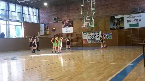 SUB-21 Fem - UES Sant Gabriel Viladecans 2014-2015 2