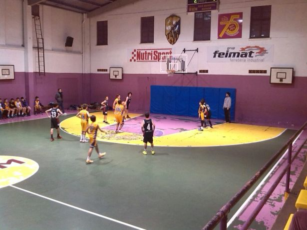 UE Mataró - Preinfantil Negre Masc 2014-2015  3