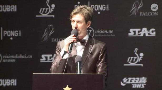 ITTF Star Awards 2014 3