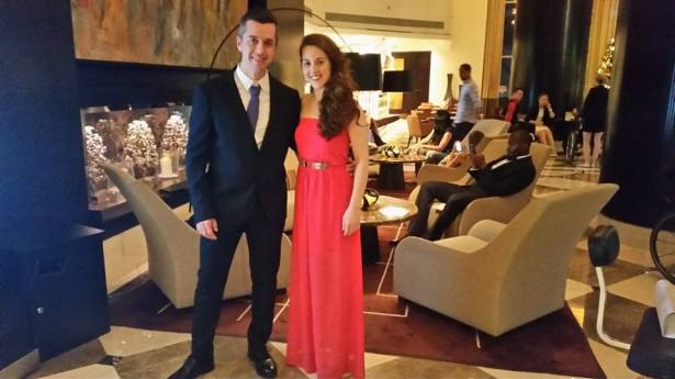 Josep Anton ITTF Star Awards 2014 Dubai