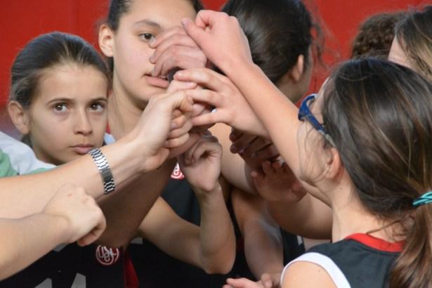 CANOVELLES BC - PREINFANTIL FEMENÍ UESC II Foto: http://preinffemuesc20142015.blogspot.com.es/