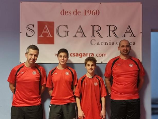 TT equip TDM (Tercera Divisió Masculina)