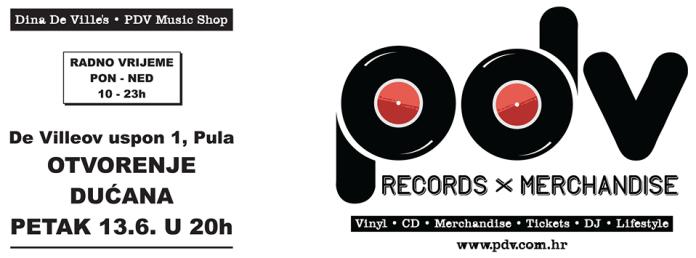 pdv record label