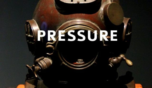 pressure vibe