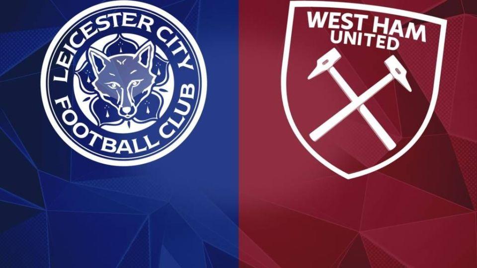 Leicester City vs West Ham United