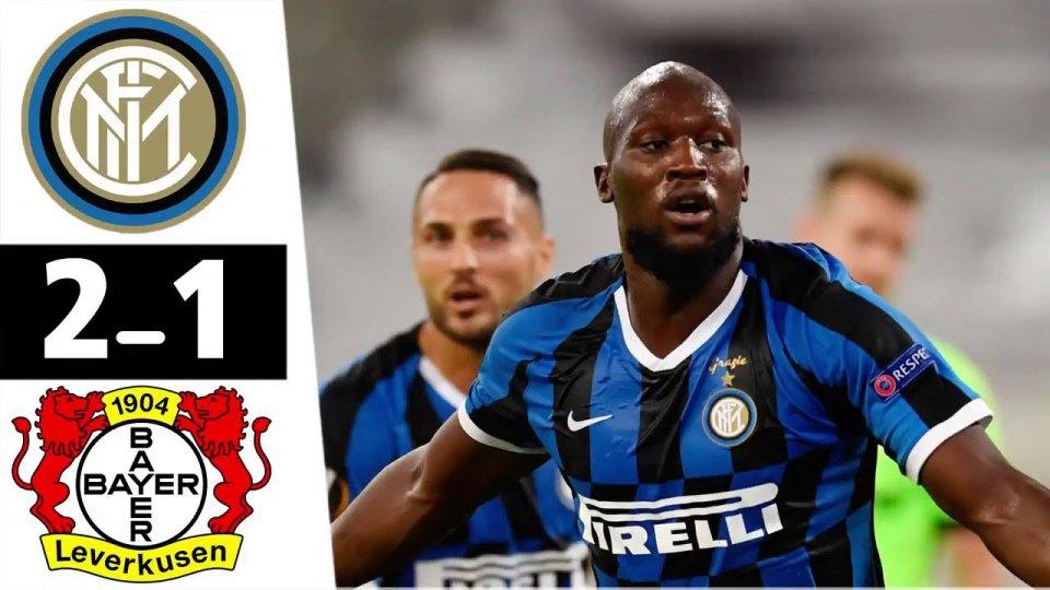 Inter vs Bayer 04 Leverkusen
