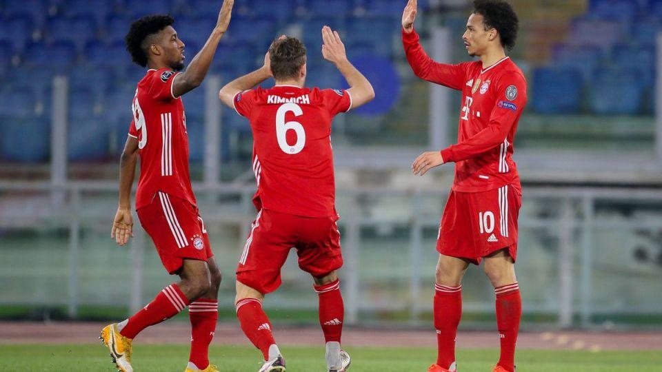 Lazio vs Bayern Munich 24.02.2021 ไฮไลท์ฟุตบอล