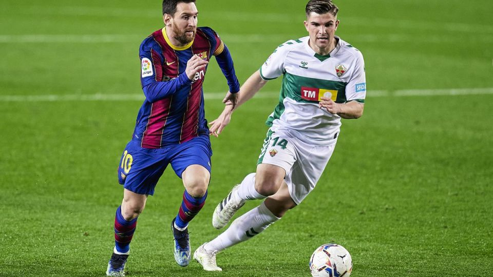Barcelona vs Elche 24.02.2021 ไฮไลท์ฟุตบอล