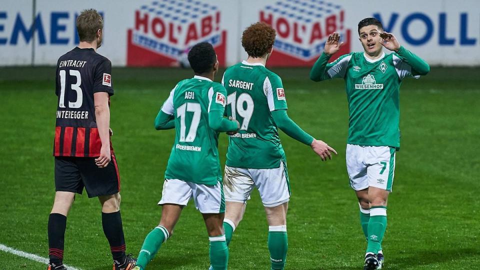 Werder Bremen vs Eintracht Frankfurty 27.02.2021 ไฮไลท์ฟุตบอล