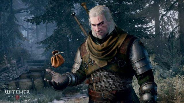 ข่าวเกม The Witcher