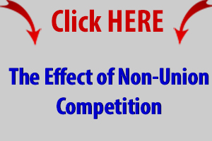 The Effect of non union ufcw