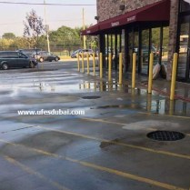 Pressure Wash Cleaning for Outdoor