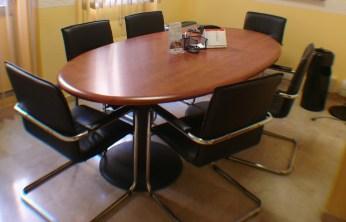 Sala riunione 6 posti