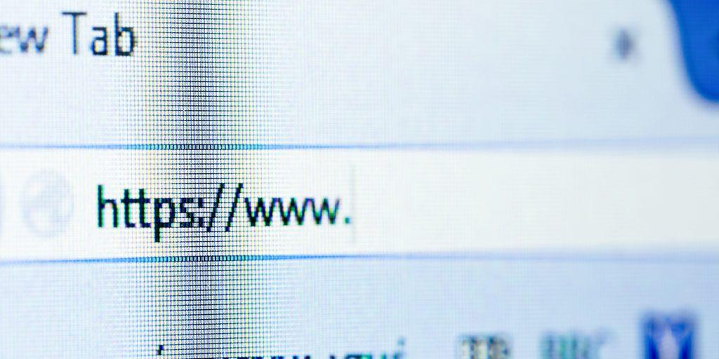 nome dominio internet