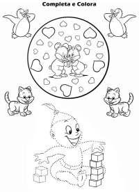 Giochi per bambini e disegni da stampare | Uffolo