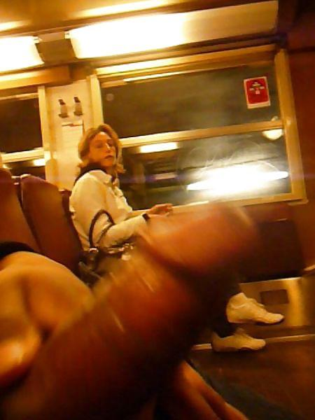 PHOTOS  Bus Dickflash Public Nudity Exhibitionist  UFLASHTV