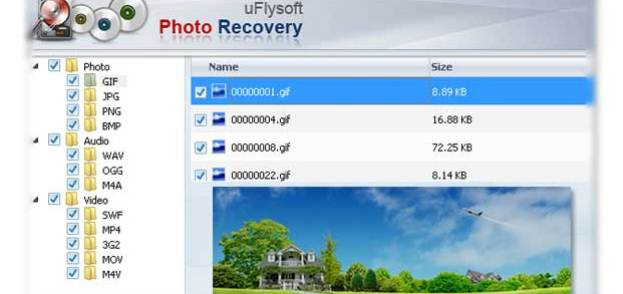 lost photo recovery