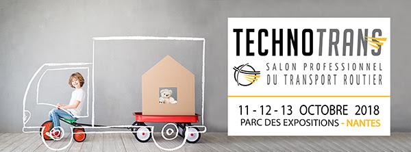 Salon Technotrans 11,12 et 13 Octobre 2018