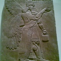 Ancient Annunaki Sumerian Gods Sacred Pine Cone Fertilization Pineal Gland Cave of Brahma 200x200 Ancient Sumerian Anunnaki Gods From the Sky