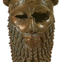 Bronze Head of Ancient Akkadian Ancient Sumeria 200x200 Ancient Sumerian Anunnaki Gods From the Sky